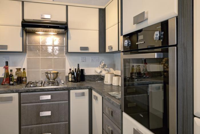 accent kitchen park home for sale Dorset